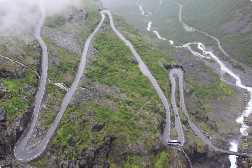 Ну виды в Норвегии везде просто великолепные! фото 6