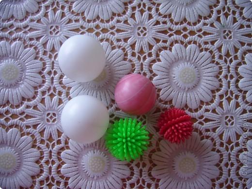 Наши горки для шариков.