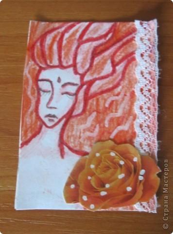 Все карточки нарисованы лично мной акварельными карандашами)) Так сказать для любителей творчества фото 5