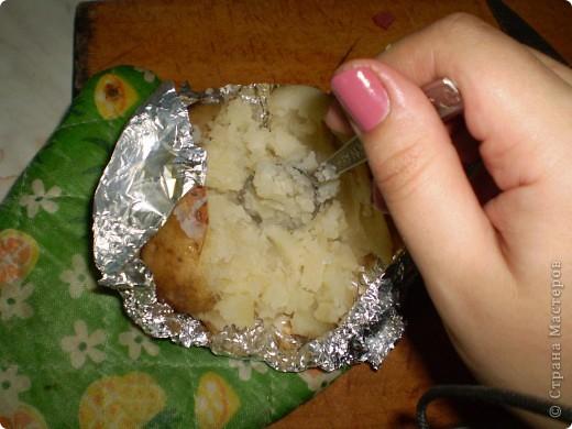 Сначало помыть картофелины,вес картофелин должен состовлять где-то 120-130 гр. фото 4