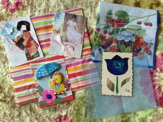 Сегодня получила 3-и письма, одно из них было из Сюрпризом))))от Светочки (Филюши), столько подарочков и всё красиво упаковано,СПАСИБО!!! фото 4
