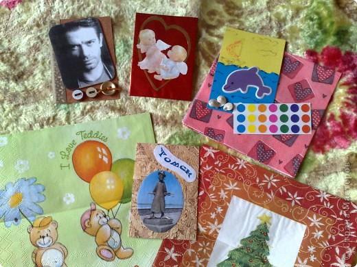 Сегодня получила 3-и письма, одно из них было из Сюрпризом))))от Светочки (Филюши), столько подарочков и всё красиво упаковано,СПАСИБО!!! фото 5