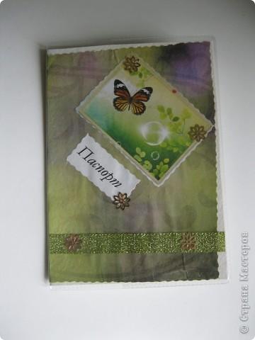 Обложки для паспорта-2 фото 3