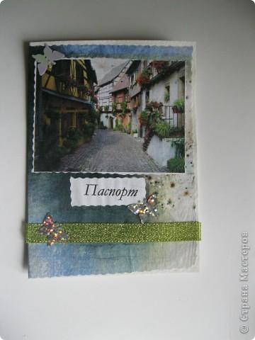 Обложки для паспорта-2 фото 4