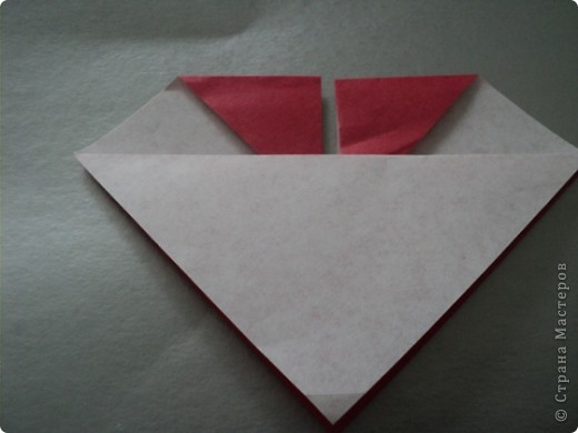1. Разрезать квадрат по диагонали. фото 5