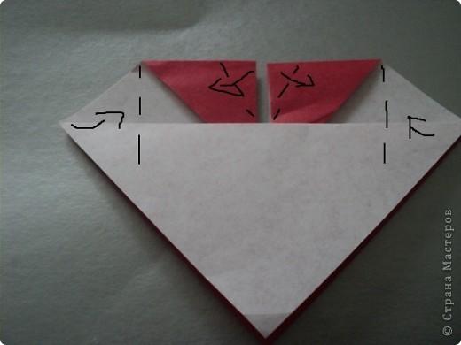 1. Разрезать квадрат по диагонали. фото 6