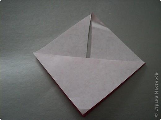 1. Разрезать квадрат по диагонали. фото 3