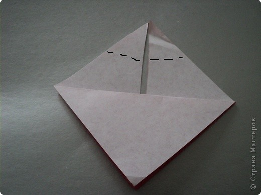 1. Разрезать квадрат по диагонали. фото 4