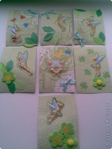 серия из 8 карточек...одна отложена сразу фото 1