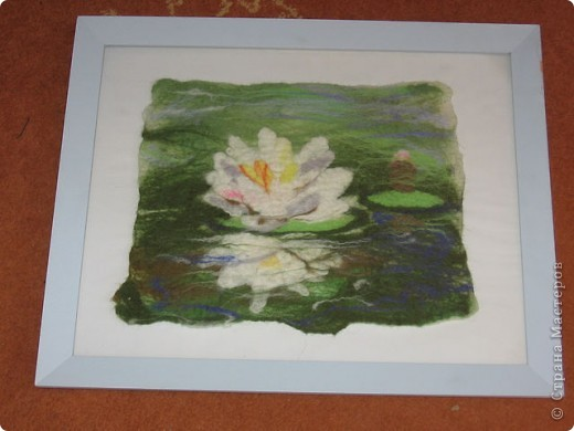 водяная лилия фото 1