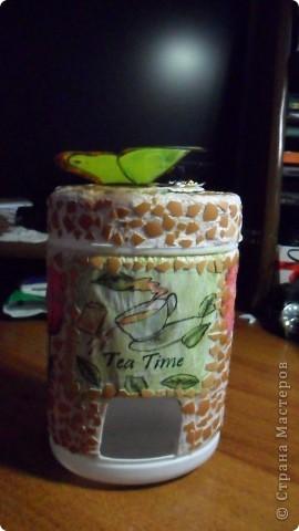 домик для чая из коробочки из под влажных салфеток фото 1