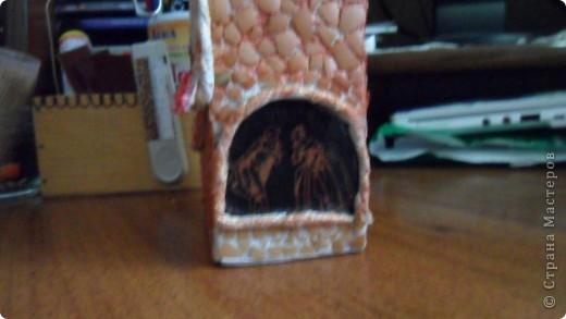домик для чая из коробочки из под влажных салфеток фото 5
