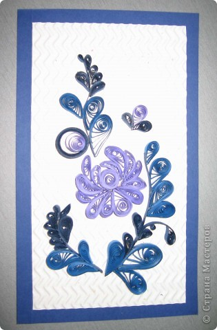 открытка под петриковскую роспись