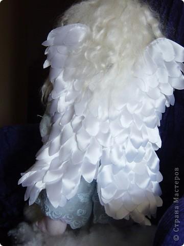 Ангел сделан по выкройке+ утяжки фото 4