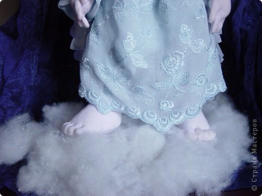 Ангел сделан по выкройке+ утяжки фото 2