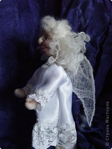 Ангел сделан по выкройке+ утяжки фото 7