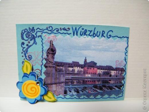 Сделала много, разделила на 2 части. Это - города близкие и знакомые, земля Бавария. Во второй части остальные города из моих фоторепортажей фото 2