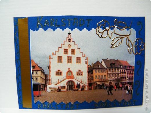 Сделала много, разделила на 2 части. Это - города близкие и знакомые, земля Бавария. Во второй части остальные города из моих фоторепортажей фото 4