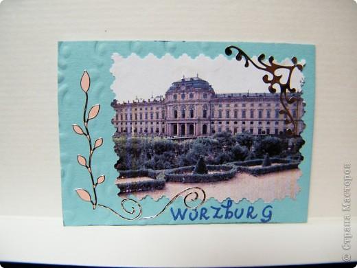 Сделала много, разделила на 2 части. Это - города близкие и знакомые, земля Бавария. Во второй части остальные города из моих фоторепортажей фото 3