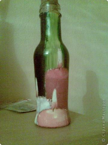 бутылочка для соуса... хелоуинская вышла! фото 4