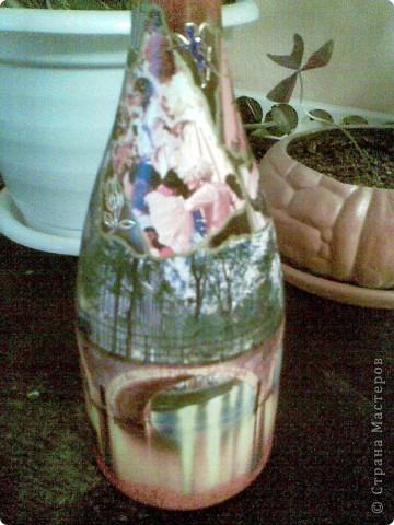 бутылочка для соуса... хелоуинская вышла! фото 7