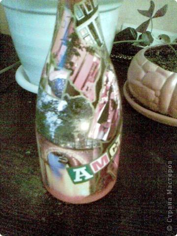 бутылочка для соуса... хелоуинская вышла! фото 8