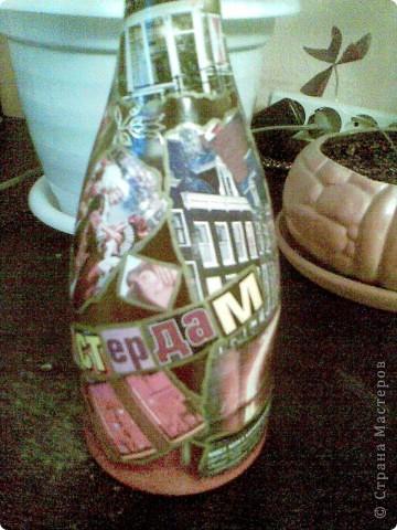 бутылочка для соуса... хелоуинская вышла! фото 9