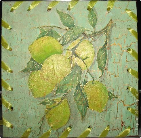 Золотой лимон фото 1