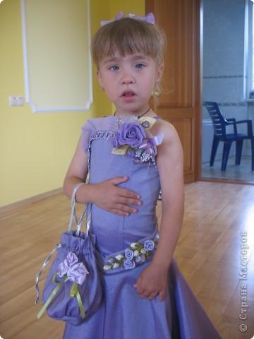 Наша маленькая модница Дианка фото 1