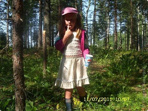 Ну и что что у нас кругом болота-зато ягод всяких....это морошка фото 13