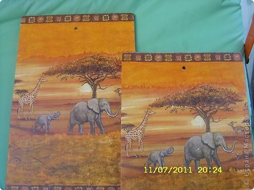 Такой комплект подарен Даниной крёстной на день рождения месяц назад;она любит слонов фото 2