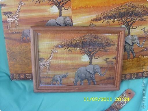 Такой комплект подарен Даниной крёстной на день рождения месяц назад;она любит слонов фото 3