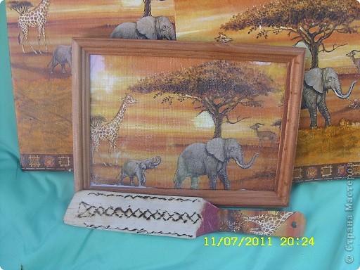 Такой комплект подарен Даниной крёстной на день рождения месяц назад;она любит слонов фото 1