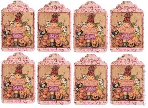 Бирочки для игрушек фото 8
