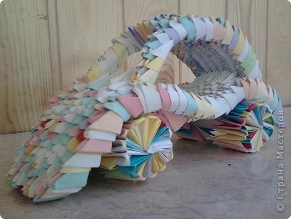 Работала в лагере , вела кружок оригами. Вот такие поделки у нас получились! Огромное спасибо всем кто создает свои МК, они очень помогают в работе!!! фото 12