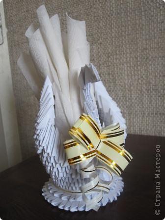 Салфетница (применение уже известного в практических целях, красиво и практично)  фото 1