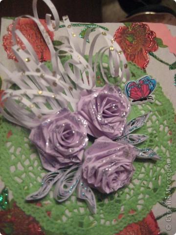Шикарные розы фото 5