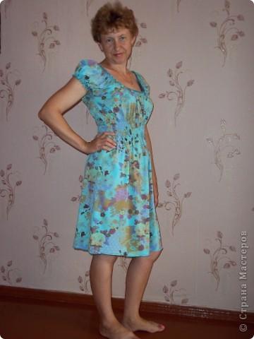Быстрое платье за пол дня. фото 1