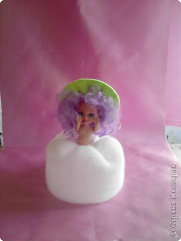 Вот такая кукла-шкатулка у меня получилась по вашим мастер-классам Дорогие мастерицы! фото 2