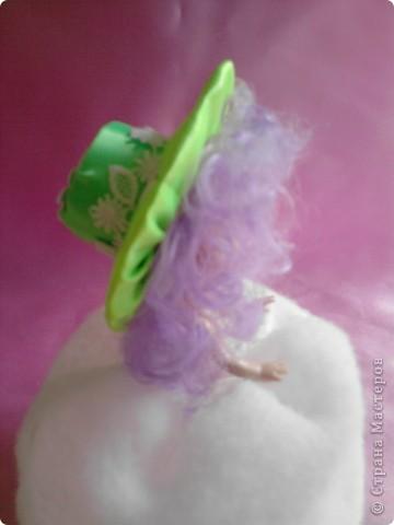 Вот такая кукла-шкатулка у меня получилась по вашим мастер-классам Дорогие мастерицы! фото 8