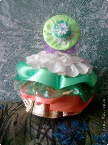 Вот такая кукла-шкатулка у меня получилась по вашим мастер-классам Дорогие мастерицы! фото 12