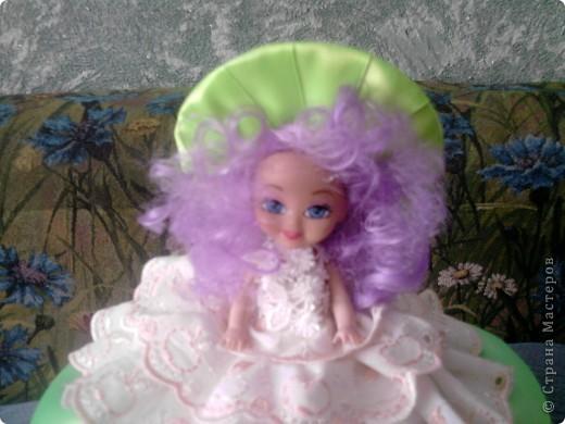 Вот такая кукла-шкатулка у меня получилась по вашим мастер-классам Дорогие мастерицы! фото 14