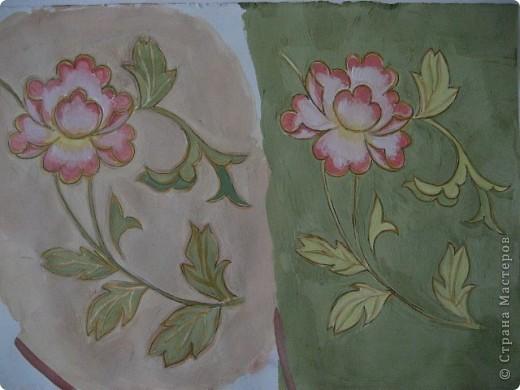 на самом деле это была реставрация трухлявого стола, с толстым, облупленным слоем краски.. фото 13