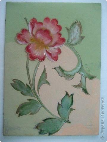 на самом деле это была реставрация трухлявого стола, с толстым, облупленным слоем краски.. фото 12