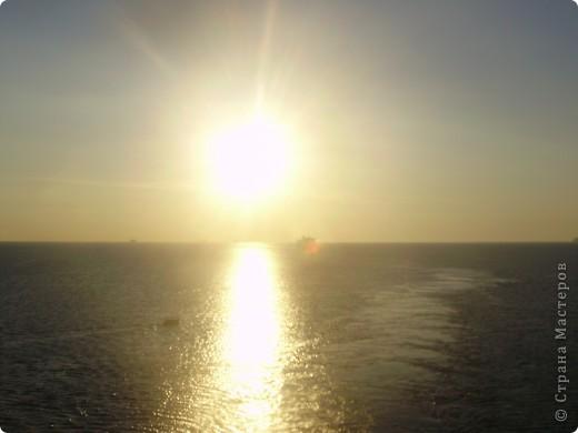 восход солнца фото 1