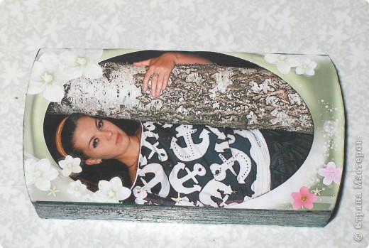 шкатулка в подарок сестрёнке на день рождения фото 6