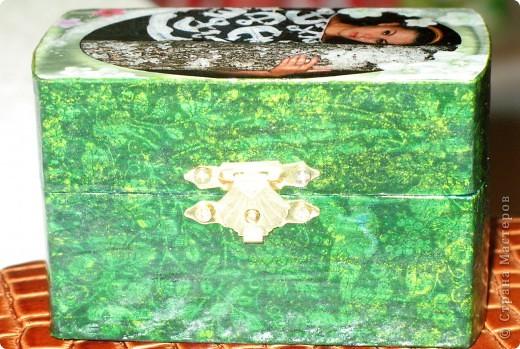 шкатулка в подарок сестрёнке на день рождения фото 1