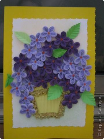 Эту открытку делала на свадьбу подруги фото 7