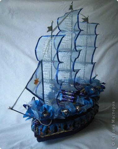 """Корабль  """"Синяя Звезда"""" отправляется в далекое плаванье. фото 1"""