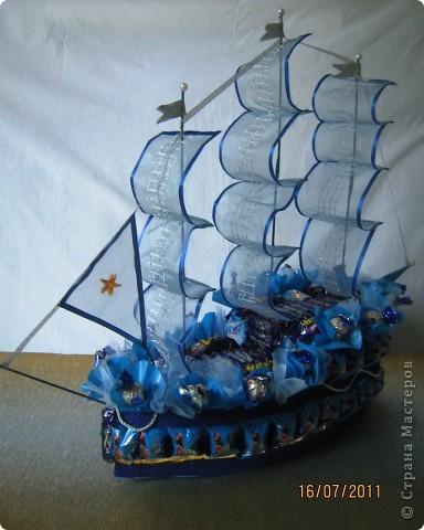 """Корабль  """"Синяя Звезда"""" отправляется в далекое плаванье. фото 3"""